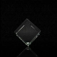 Diamantkube 60x60x60 mm